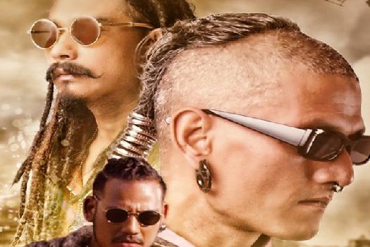 साउथ फिल्मजस्तो 'लप्पन छप्पन २' को दोस्रो टिजर