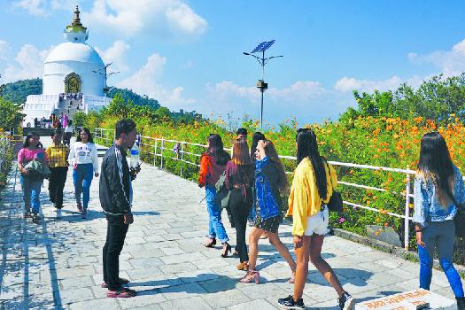 पोखराका २५ प्रतिशत पर्यटन व्यवसायी विस्थापित