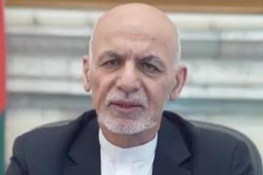 भागेको स्थानबाट अफगानिस्तानका राष्ट्रपतिले भने– अब मुलुक र जनता तालिबानको जिम्मामा