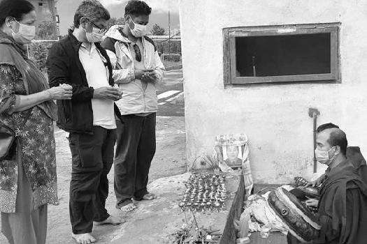 राजधानीका अध्यक्ष महेन्द्र शेरचनको निधन