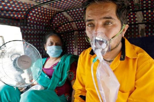 कोभिड-१९ बाट नराम्ररी प्रभावित भएपछि विश्वभरिबाट सहयोग