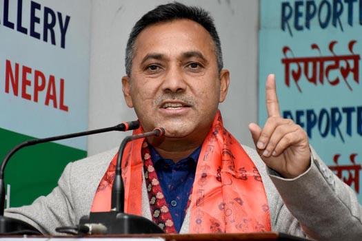 उपचार गर्दिनभन्दा जनताले कर तिर्दिन भनेमा के भन्ने ? : नेपाली कांग्रेस