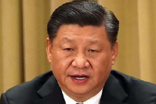 नेपालसँग व्यावहारिक सहयोग विकास गर्ने इच्छा छ : चिनियाँ राष्ट्रपति सी