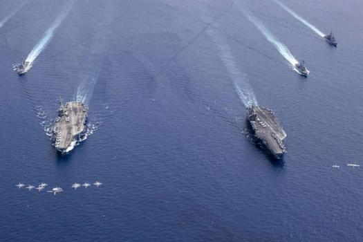 चीनले आफ्ना सैनिकलाई भन्योः अमेरिकी विमान तथा जहाजमाथि पहिलो आक्रमण नगर्नू