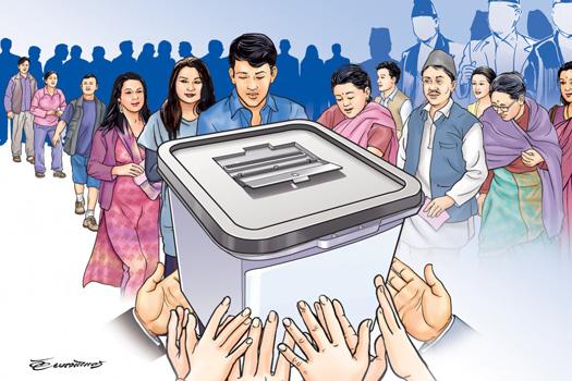 चुनावको अर्को चुनौती - नेकपा विवाद