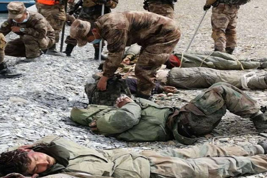 चीनले भारतीय सैनिकलाई 'माइक्रोवेभिङ' गरी भगाएको दाबी