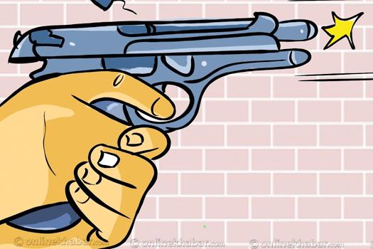 दाङको तुल्सीपुरमा गोली चल्यो, एक युवक पक्राउ