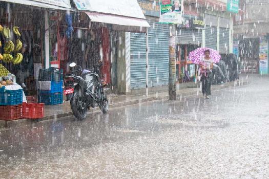 नेपाल प्रवेश गर्यो मनसुन, एक-दुई दिनमा देशभर फैलने