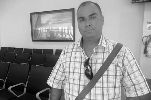 कोरोना संक्रमणबाट दाङका पत्रकार दामोदर अधिकारीको निधन