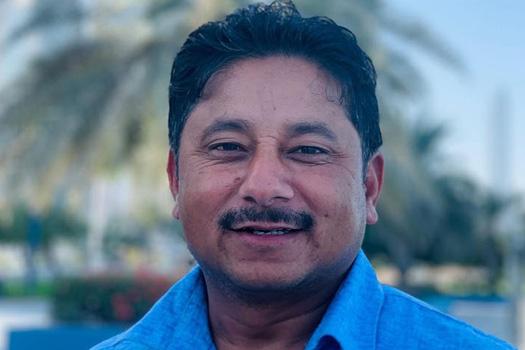 दमकमा १० बिगाहा सरकारी जग्गा 'हडपेका' नेकपा नेता पुरी काठमाडौंबाट पक्राउ