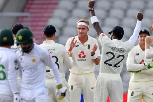 इङ्ग्ल्याण्ड र पाकिस्तानबीच दोस्रो टेस्ट आजबाट