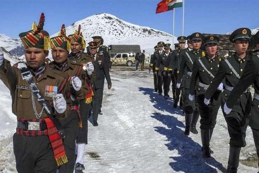 झन् चर्कियो चीन-भारत सीमा विवाद, लद्दाखबारे कडा सवालजवाफ