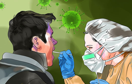 पछिल्लो २४ घण्टामा थपिए १४ सय ७४ कोरोना संक्रमित, १९ सय ३१ डिस्चार्ज