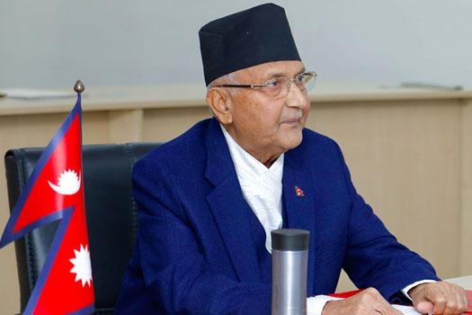 प्रधानमन्त्रीद्वारा किमाथांका र अरुण तेस्रो जलविद्युत् आयोजनाको अनुगमन
