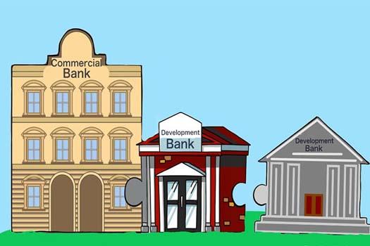 विकास बैंकमा मर्जरको असर : ७५ प्रतिशतको अस्तित्व सकियो