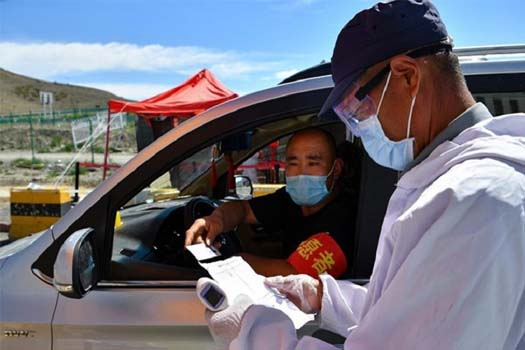 उहान सर्वेक्षणको भयावह नतिजा : कोरोनामुक्त  भएका ९० प्रतिशतमा फोक्सोको समस्या