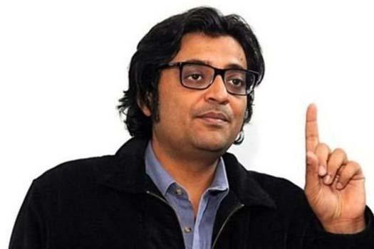 भारतीय विधानसभामा पत्रकार अर्नब गोस्वामी विरुद्ध कारवाहीको प्रस्ताव
