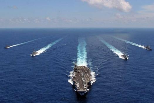 'चीनको घाँटी अँठ्याउन' इन्डो-प्यासिफिक क्षेत्रमा नौसैनिक जहाज तैनाथ गर्ने अमेरिकी योजना