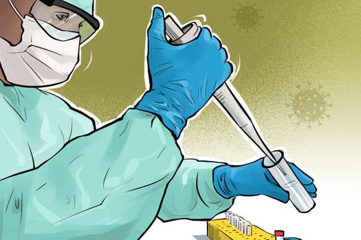 थप २९३ जनामा कोरोना पुष्टि : संक्रमितको संख्या १५ हजार ७ सय ८४ पुग्यो