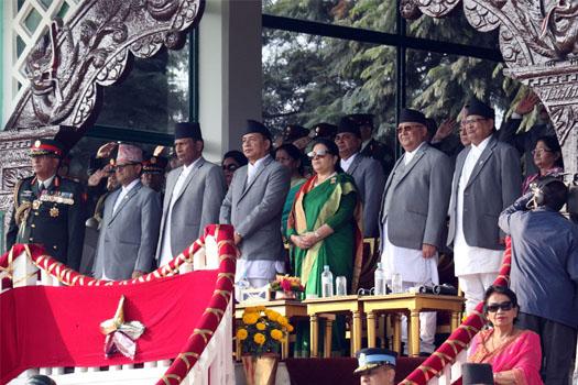 आज पाचौँ संविधान दिवस मनाइँदै, राष्ट्रपतिदेखि मुख्यमन्त्रीसम्मको शुभकामना
