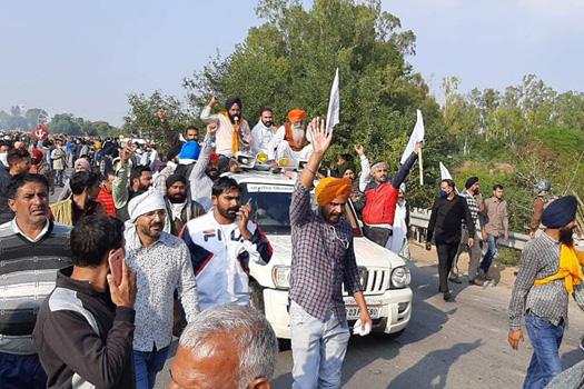 भारतका किसानहरु आन्दोलितः सरकारको विरोधमा ५० हजार किसान दिल्ली जाँदै