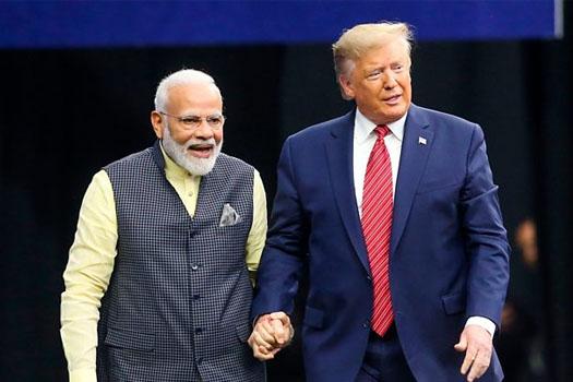अमेरिकाले भन्यो– चीनको आक्रामक व्यवहारका कारण भारतसँग मिल्नु महत्त्वपूर्ण