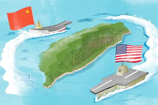 चीन र अमेरिकाको चेपुवामा ताइवान, चीनले सुरु गर्यो सैन्य अभ्यास
