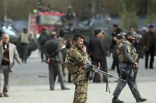 अफगानिस्तानमा प्रहरी मुख्यालय लक्षित गर्दै बम विस्फोटः १२ मारिए, सय बढी घाइते